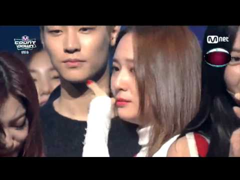 151105 f(x) - 4Walls 1st Win @M Countdown