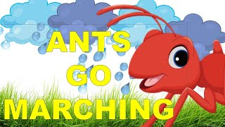 ANTS GO MARCHING SONG KIDS