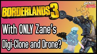 Can You Beat Borderlands 3 With ONLY Action Skills?