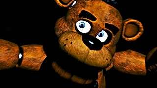 Five Nights At Freddy's Walkthrough Gameplay Part 1 - Nightmare Fuel (Night 1)