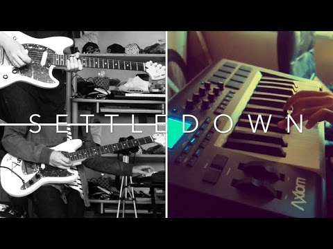 Settle Down - The 1975 (Guitar Cover by Troy Hoang)
