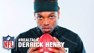 #RealTalk With Derrick Henry | Path To The Draft | NFL