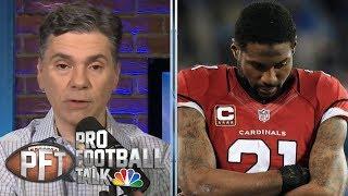 Arizona Cardinals' Patrick Peterson failed to cover up PEDs   Pro Football Talk   NBC Sports