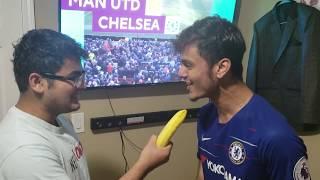 Chelsea Vs Manutd FanCam