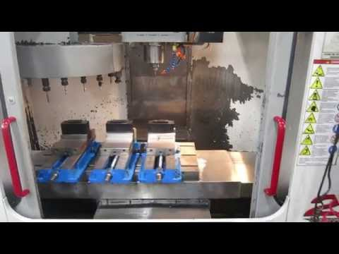 Haas VF-0E CNC Machining Center - Online Auction At www.machinesused.com