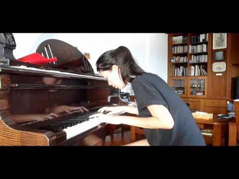 胡夏 - 那些年 (Those Years) - 钢琴版 Piano Cover by Elizabeth