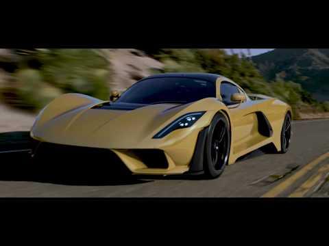 Novi najbrži automobil na svetu – Hennessey Venom F5