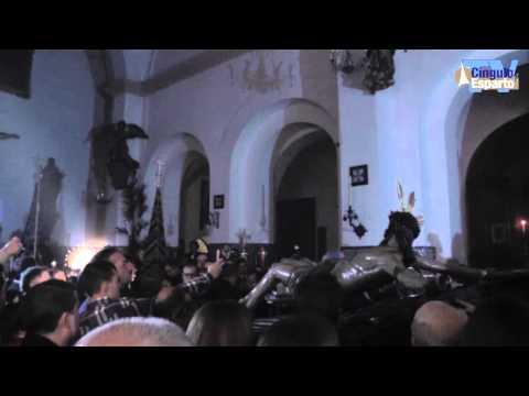 Vía Crucis extraordinario del Cristo de la Buena Muerte de la Hiniesta