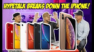 SHOULD YOU GET THE NEWEST IPHONE?? EVERYTHING YOU NEED TO KNOW! (XS, XR, XS MAX)