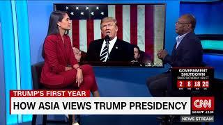 How Asia views the Trump presidency