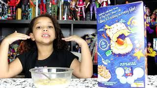 brown sugar poptart cereal taste test