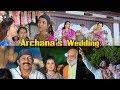 Actress Archana Wedding Video | Dr.Rajasekhar | Omkar | Lakshmi Manchu