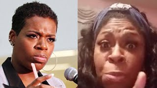 """Fantasia's Response to Kim Burrell's Shade """"We're all children of God Act like it!"""""""