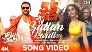 Gallan Kardi – Jazzy B – Jyotica Tangri – Jawaani Jaaneman Video HD