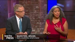 Beat the Press: Barstool Brawl
