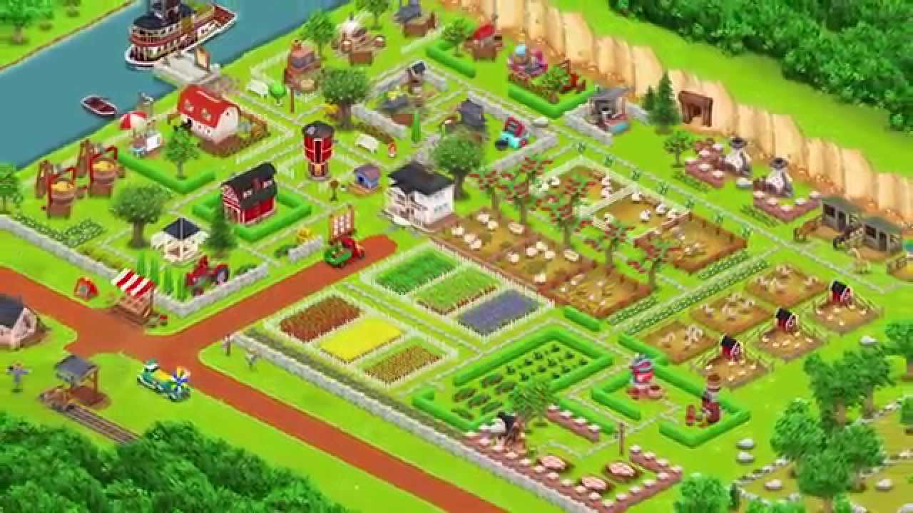 Play Hay Day on PC and Mac with BlueStacks Android Emulator