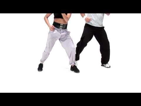 Reggaeton Nivel 2 Paso básico pareja (8/10) - Academia de Baile