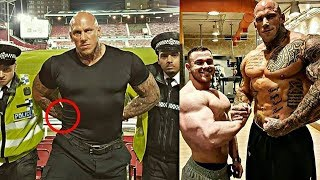 "When 6'8"" Martyn Ford Goes Out in Public With Normal People !"