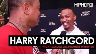 """Harry Ratchford Talks Writing """"Night School"""", Working with Kevin Hart, Hart Beat Productions & More"""