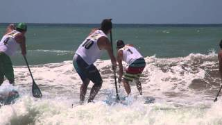 2015 Italy Surf Expo - Stand Up World Series - Day 2 - Sprints - Highlights