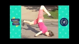 TRY NOT TO LAUGH CHALLENGE - Ultimate EPIC FAILS Compilation   Funny Vines Videos July 2018