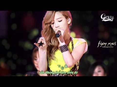 Can't stop loving you, Taeyeon [Vietsub + Hanja]