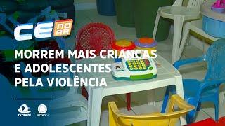 Morrem mais crianças e adolescentes pela violência do que por covid-19