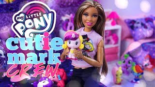 Unbox Daily: ALL NEW My Little Pony Cutie Mark Crew | Blind Boxes