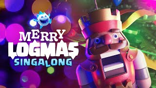 Merry Logmas (feat. Kenny Loggins) | Official Singalong Video | Clash