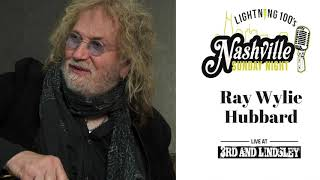 Ray Wylie Hubbard - Live Concert at Nashville Sunday Night