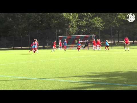 SC Sternschanze - Walddörfer SV (Landesliga, Frauen) - Spielszenen | ELBKICK.TV
