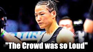 NEW Zhang Weili's Excuses for Rose Loss (Zhang Weili vs Rose Namajunas)