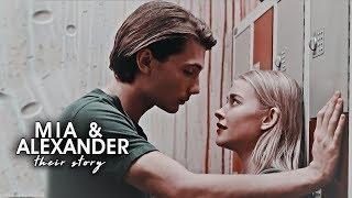 mia + alexander (druck) | their story [1x03 - 2x10]