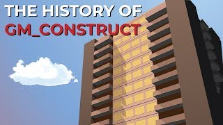 The History of gm_construct