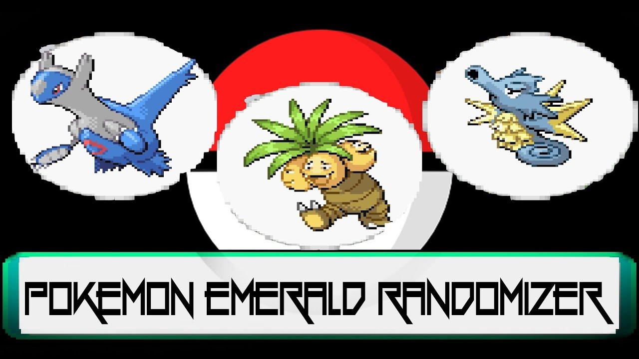 Pokemon emerald version gba roms.