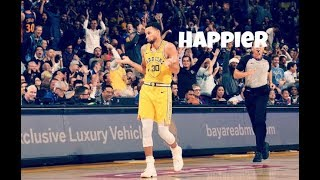 """Stephen Curry Mix - """"Happier"""""""