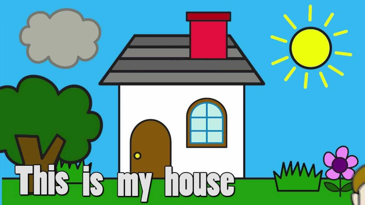 My House - Talking Flashcards - YouTube