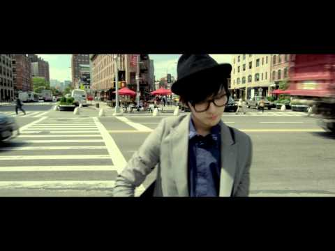 AJ張傑 愛‧我不敢說 HD高清官方完整版MV ( Official MV)