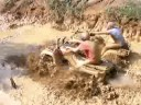 - Can Am 800 vs Grizzly 700 in the bog