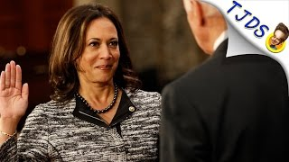 "Kamala Harris Chides Progressives Over ""Purity Tests"" For Democrats"
