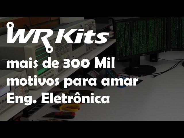 WR KITS, 300 MIL ASSINANTES E UMA PROMOÇÃO IMPERDÍVEL!