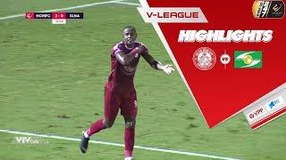 Highlights | Khiến SLNA nếm trái đắng sau 6 trận bất bại, TP HCM củng cố ngôi đầu | VPF Media