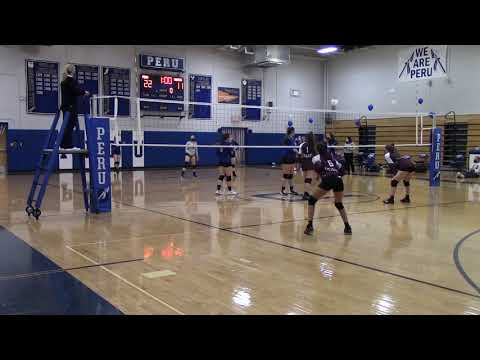 NCCS - PCS Volleyball  4-21-21