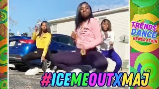 But It Still Jiggle Challenge 🔥 Ice Me Out Instagram Best Dance Compilation 🖤 #icemeoutxmaj