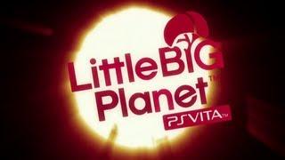 Littlebigplanet disponible sur ps vita :  bande-annonce 3