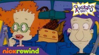 Stu and Didi Make a Wrong Turn | Rugrats | NickRewind
