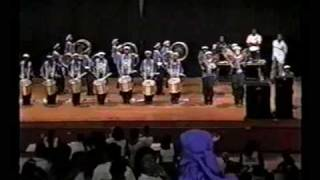 Thurgood Marshall Middle School D-Section pt.1 2004