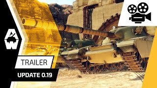 Armored Warfare - 0.19-es Frissítés: Tanks Reloaded