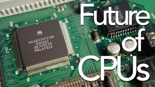 The Future of CPUs | This Does Not Compute Podcast #62