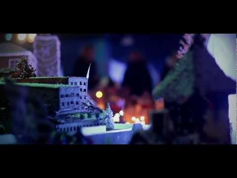 Pepperkakebyen 2012 - The Worlds Largest Gingerbread City - norsk
